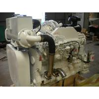 6CT Series Heavy Duty Cummins Marine Diesel Engines 1800Rpm Speed With Six Cylinder Manufactures