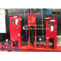 High Precision Diesel Fire Pump Control Panel For Fire Fighting UL / FM Approved Manufactures