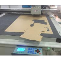 Corrugated sample making cutting table making cutter table machine Manufactures