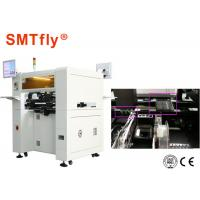 Fully Automatic PCB Component Mounting Machine , SMT Pick And Place Equipment 6 Heads Manufactures