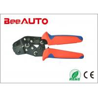 China DN-02WF 0.14 - 2.5mm2 Terminal Wire Crimping Tool For Wire End Ferrules UL Certification on sale