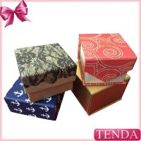 Cheaper Paperborad Cardboard Paper Earring Ring Packing Presentation Gift Boxes Manufactures