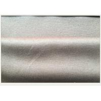 Quality Light Camel Wool Fabric 50w 50p , Soft Wool Blend Suiting Fabric 680g Per Meter for sale