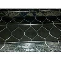 Galvanized Gabion Wire Mesh Box Cage for River Construction and Flood Control Manufactures