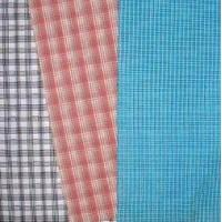 Cotton Spandex Yarn Dyed Fabric Manufactures