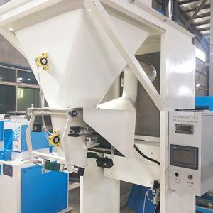 China Manual Semi Automatic Bagging Machine for Maize Cassava Flour Powder on sale