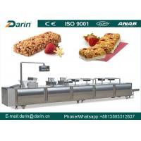 Engery Cereal Bar Production Line , bird treats / bird treat sticks forming machine Manufactures
