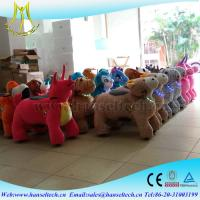China Hansel electric ride on animals battery operated ride animals ride on carride on lawn mower moving zoo animal scooter on sale
