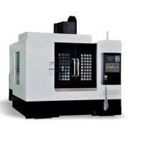 Buy cheap Small Cnc Machining Center / 3 Axis Vmc Machine 24T Tool Storage Capacity from wholesalers