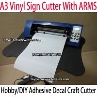 A3 Vinyl Sign Cutter With ARMS 330 Cutting Plotter With AAS Craft Cutter DIY Sticker Cut Manufactures