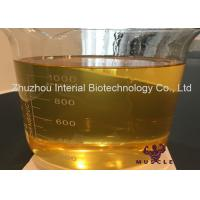 Injectable Steroid Water-Based Test P 100mg/Ml for Muscles Building Yellow Liquid Test Propionate Manufactures