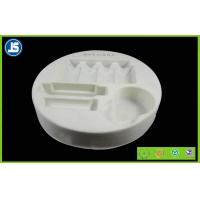 Body Care And Beauty Industry Cosmetic PS Flocking Tray Insert For Bvlgari Manufactures