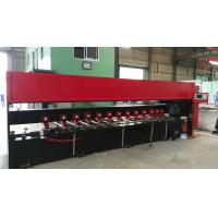 Automatic Metal Sheet CNC V Grooving Machine Stainless Steel V Groove Cutting Machine Manufactures