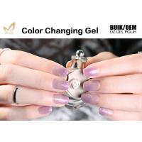 Healthy Thermal Mood Changing Gel Nail Polish Changes Colour With Temperature Manufactures