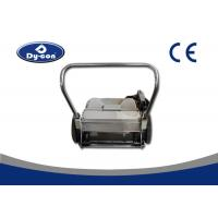 Battery Operated Manual Push Floor Sweeper Machine Energy / Time Saving Manufactures