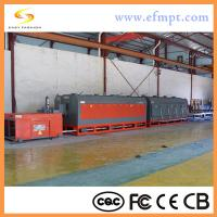 China Newest pusher type powder metallurgy sintering furnace on sale