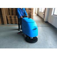 Durable Commercial Tile Cleaning Machine With Two Big Wheels Manufactures