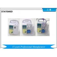 Peg Continuous Feeding Pump , Clinic Enteral Infusion Pump Total Volume 0.1ml~999ml Manufactures