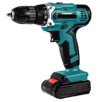 Battery Fuel Small Powerful Cordless Drill , Hand Held 12v Brushless Drill Manufactures