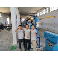 Touch Screen Wire And Cable Machinery / Automatic Coiling And Packing Machine Manufactures