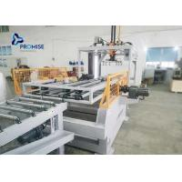 China Plastic Fire Proof Plastic Vinyl Flooring Tile Machine 110KW Power on sale