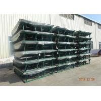 Custom Riffled Plate Hydraulic Dock Leveler Manufacturing Save Time Manufactures
