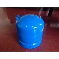 China 6kg Libya empty lpg bottle , Lpg Gas Cylinder , 14.4L portable lpg gas tank for cooking on sale