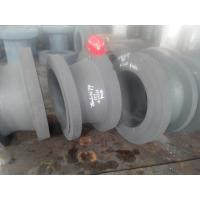 High Precision Spare Parts Forging Metal Castellated Shaft For Wind Power Generator Forged Slag Manufactures