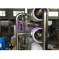 Stainless Steel Pure water treatment equipment With Hydecanme Membrane Manufactures