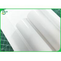 80 gr to 350 gr Gloss Coated Art Paper C2S Matte Paper Board Jumbo Roll / Ream Manufactures