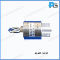 China China Supplier UL498 Plug and Socket Gauges with Third-Lab Calibration Certificate on sale