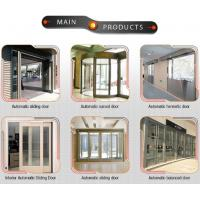 Adjustable Hold - Open Time Automatic Sliding Door With 75 W Power Supply Manufactures