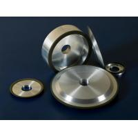 Already Trimmed Resin Bond Grinding Wheel Automotive Gear With Custom Size Manufactures