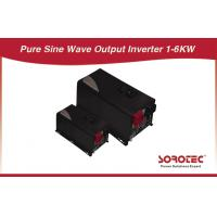 China DC To AC Inverter /  Pure Sine Wave Solar Power Inverter For Home on sale