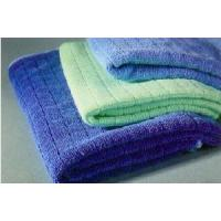 China Microfiber Weft Knitting Grid Cleaning Cloth (XQC-C007) on sale