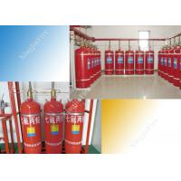 Fm200 Automatic Fire Extinguishing System Multi Zone Controlled Manufactures