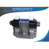 Durable Hydraulic Directional Valve For DSHG Series Pilot Directional Valve Manufactures