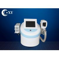 Cryolipolysis RF Body Slimming Machine / Fat Freezing Machine With 1 Handle Manufactures