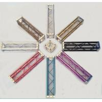 150 x 150MM Colorful Aluminum Mini Bolt Truss For Exhibition Booth Manufactures