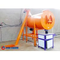 China Spiral Ribbon Dry Mortar Mixer Machine 5.5kw Power 5 - 8minutes Mixing Time on sale