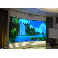 P2.5 SMD2121 Black LED Indoor Advertising LED Display Large LED Video Wall