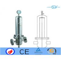 10 Inch Stainless Steel Water Fuel Filter Housing Gas Filter Housing PerkinsFor Beverage Wine Manufactures