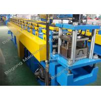 China Hat Ceiling Channel Roll Forming Machine , Light Steel Keel Channel Rolling Machine on sale