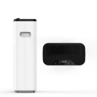 China Smart APP Control H14 40W Portable Personal Air Purifier on sale