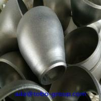 Stainless Steel Reducer Butt Welded Pipe Fittings WP348H 1/2'' SCH40s Manufactures