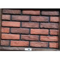 Light Weight Exterior Brick Panels , Vintage Brick Veneer Wall Building Manufactures