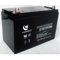 China 12v 100ah battery,12v 100ah agm battery on sale