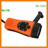 Anfly 4 In 1 Rechargeable LED Torch Manufactures