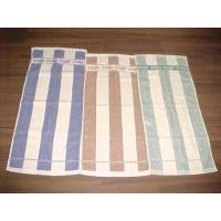 100% Cotton Yarn-dyed Terry Face Towel Manufactures