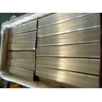 China AZ80 Magnesium profile ZK60 extrusions ZK60A billet magnesium alloy profile AZ31 profiles AZ61 magnesium extrusions on sale